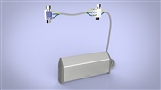 Tapmaster Kick Plate Activated Hands Free Faucet Controller Model 1750