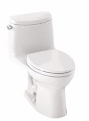 Premium HET UltraMax Elongated 1 Piece 1.0 GPF Toilet by Toto