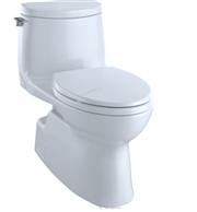 Carlyle II 1G One Piece Toilet 1.0 GPF Elongated Bowl by TOTO