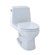 UltraMax II 1G Washlet + C100 One Piece 1.0 GPF Toilet by TOTO