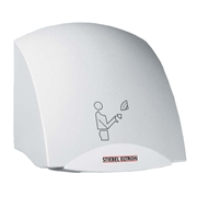 Small Electric Hand Dryer for your Bath by Stiebel Eltron