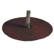 "24"" Coco Fiber Tree Mat Protector Ring"
