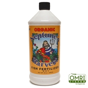 32 oz. (Quart) Neptune's Harvest Hydrolyzed Fish Natural Organic Liquid Fertilizer