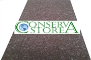 Rectangular Recycled Rubber Mulch Weed Mat 4 ft x 8 ft