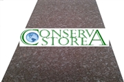 Rectangular Recycled Rubber Mulch Weed Mat  3 ft x 20 ft by Conserv-A-Store