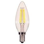 4W CTC 30K 120V LED Candelabra Light Bulbs