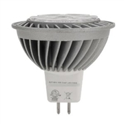 8 Watt (50W Halogen Equivalent) 25,000 Hour HighOutput MR16 LED Bulb  MADE IN USA