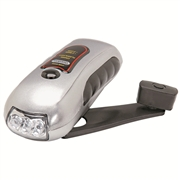 Dynamo WindUp Torch LED Light