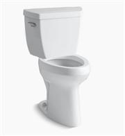 Highline Pressure Lite 1.0 GPF Toilet by Kohler