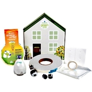 Gas Green House Energy Saving Eco Kit