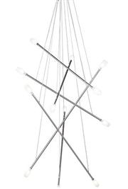 Band Batons in Balance LED Fixture