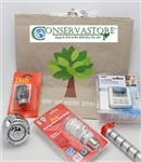 Sav-Eco Water and Energy Conservation Kit by Conserv-A-Store - Intermediate