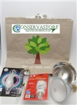 Sav-Eco Energy Conservation Kit - Light Bulb Intermediate