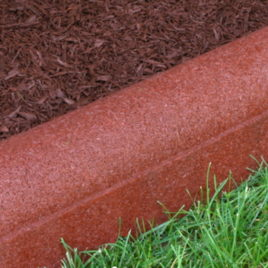 Rubberific Timber Border for Landscaping